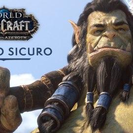 World of Warcraft – Nuovo Trailer Rifugio Sicuro!