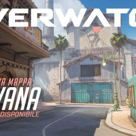 Overwatch – Mappa dell'Avana ora disponibile