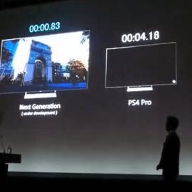 Sony mette a confronto i tempi di caricamento di PS4 Pro e PS5
