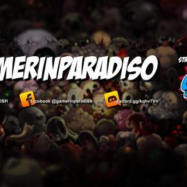 Collaborazione con la pagina Facebook di Gamerinparadiso!