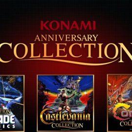Konami – Arrivano i contenuti aggiuntivi di tutte e tre le anniversary collection.