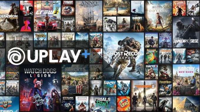 Ubisoft annuncia il servizio in abbonamento Uplay+ News Videogames