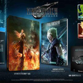Final Fantasy 7 Remake uscirà in due dischi
