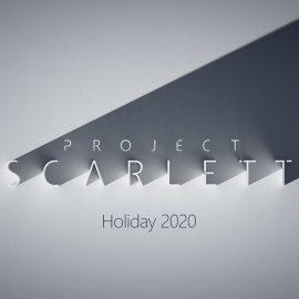 E3 2019: Microsoft ha ufficialmente annunciato Project Scarlett