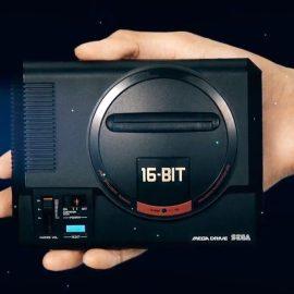 SEGA Mega Drive Mini – Tetris e Darius si aggiungono alla libreria che conterrà ben 42 titoli!