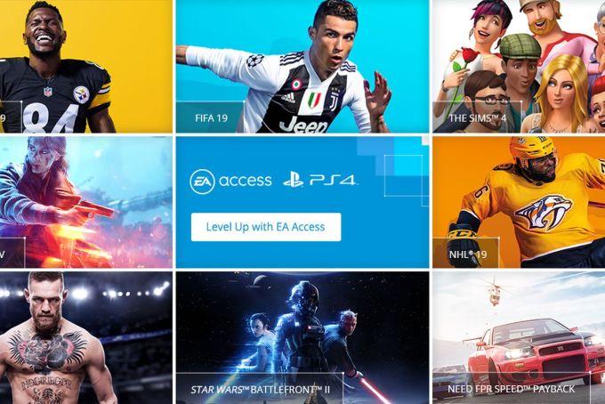 EA Access - Riepilogo delle caratteristiche PS4 News Videogames