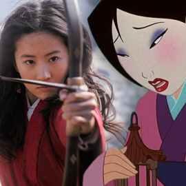 Rilasciato il primo trailer del live-action di Mulan!