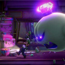 Luigi's Mansion 3 arriverà sul mercato ad Halloween!