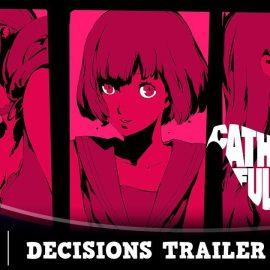 Catherine: Full Body – Disponibile il Decisions Trailer