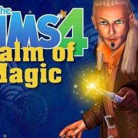 Realm of Magic, l'espansione di The Sims 4, porta troppa magia!