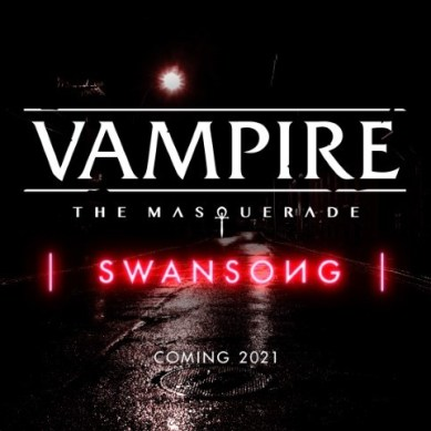 Vampire: The Masquerade – Swansong al PDXCON