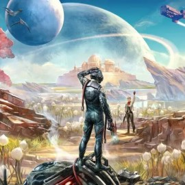 Obsidian commenta la dimensione del carattere in The Outer Worlds
