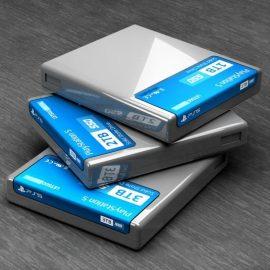 PS5 avrà la memoria SSD espandibile