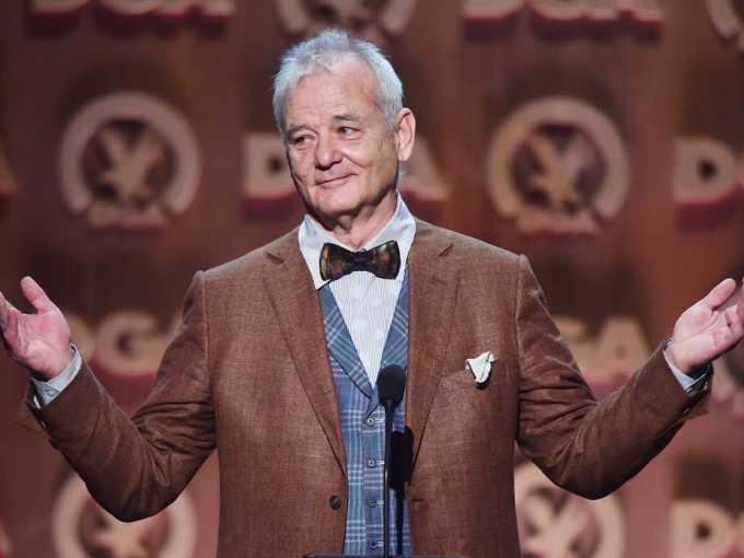 Bill Murray, o forse un suo interprete, parla di Ghostbusters: Afterlife Cinema News