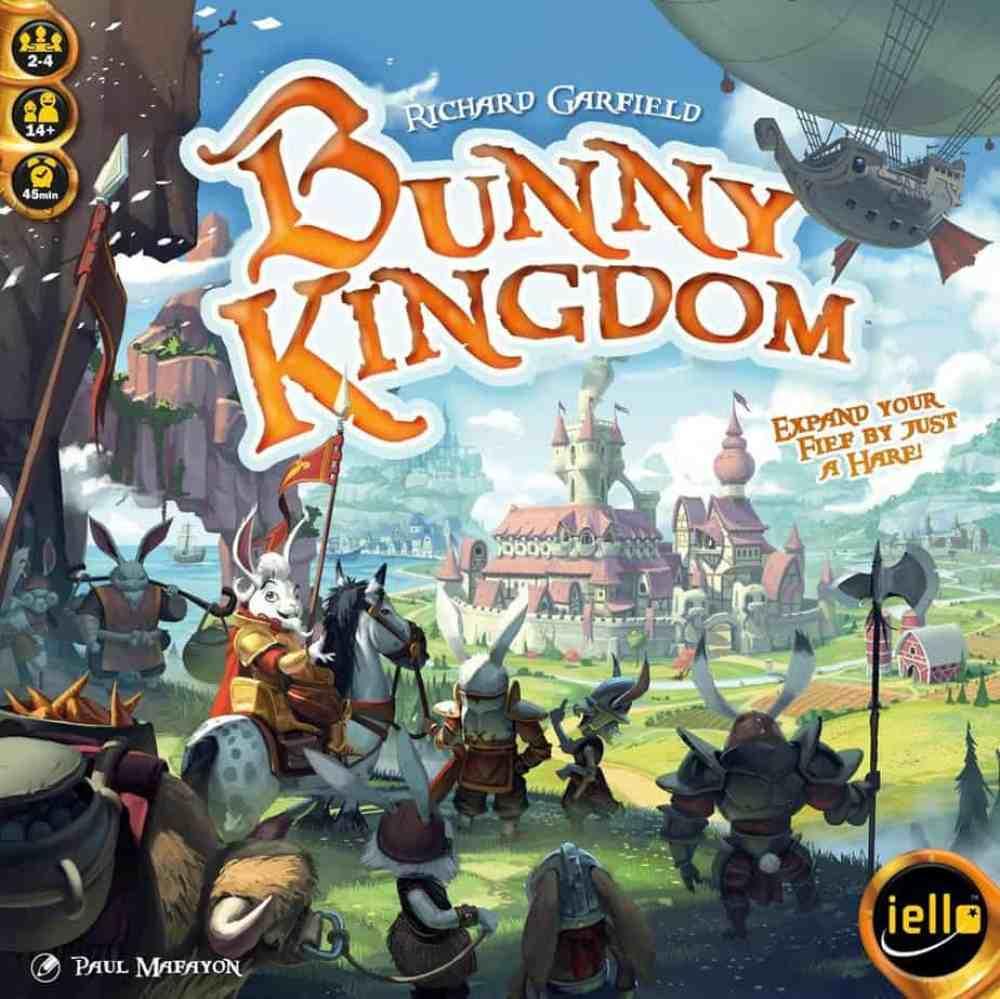 Bunny Kingdom - Recensione - Mancalamaro Giochi da Tavolo Recensioni Tutte le Reviews