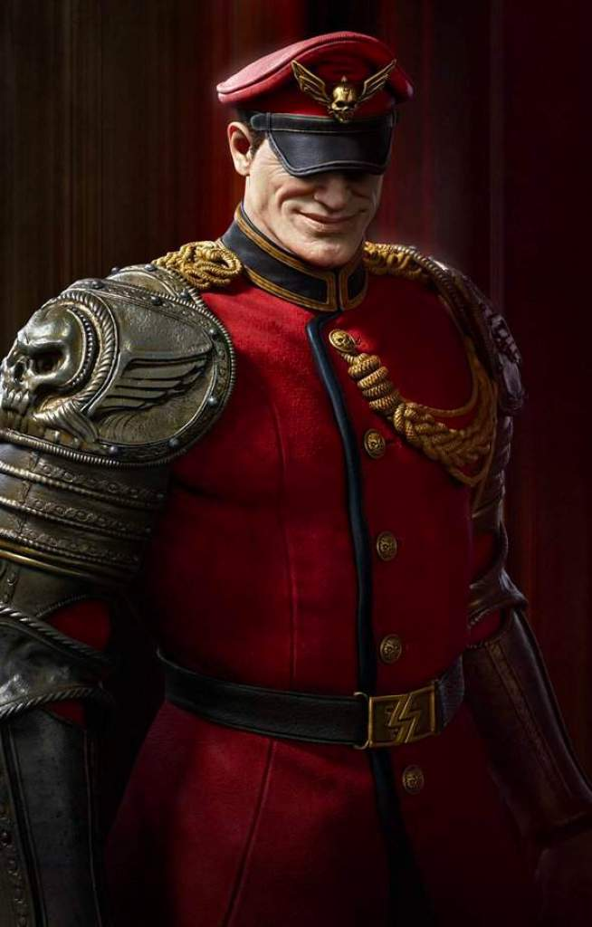 L'art director di God of War disegna M. Bison di Street Fighter News Videogames