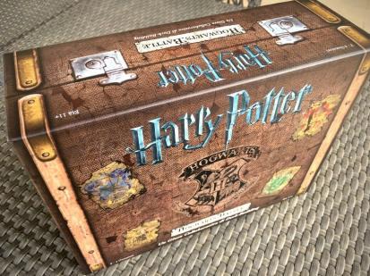 Harry Potter Hogwarts Battle scatola