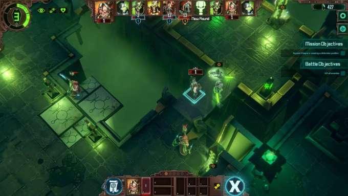 Warhammer 40,000: Mechanicus in arrivo a Luglio Comunicati Stampa Videogames