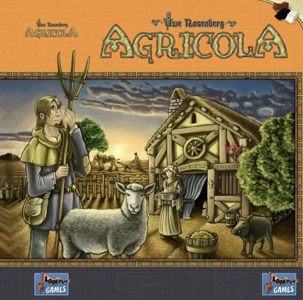 Asmodee Italia annuncia la ristampa di Agricola Giochi da Tavolo Nerd&Geek News