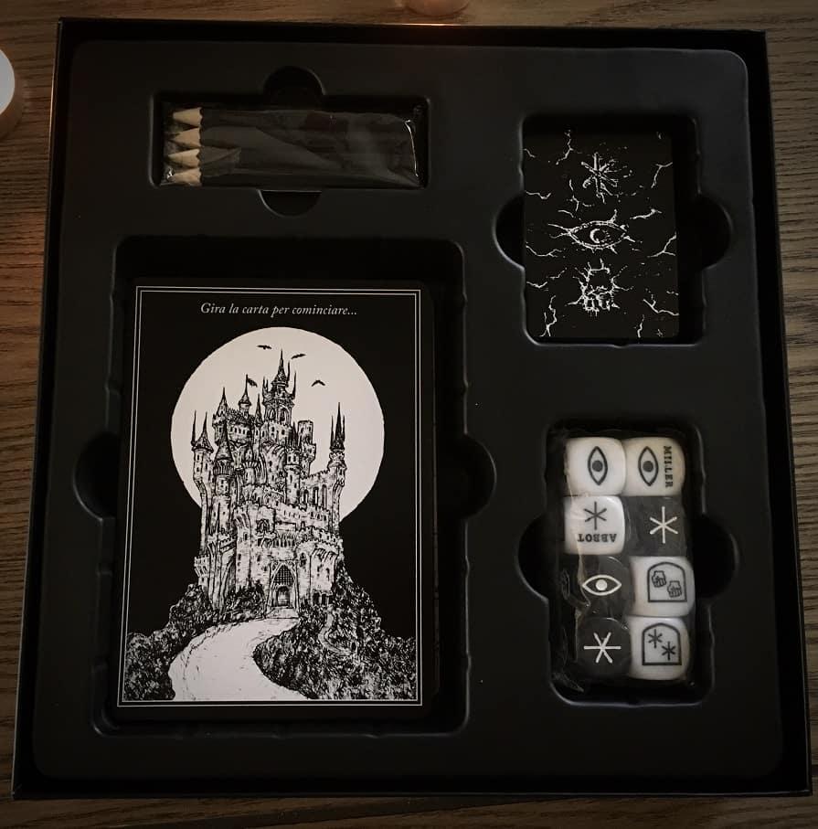 Escape the Dark Castle - Recensione (No Spoiler) - Ghenos Games Giochi da Tavolo Recensioni Tutte le Reviews