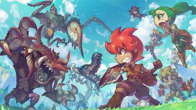 Little Town Hero Big Idea Edition - Gameplay Trailer Comunicati Stampa Videogames