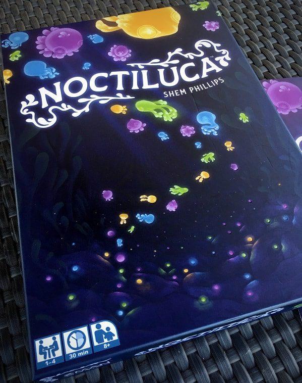 Noctiluca - Recensione - Asmodee Giochi da Tavolo Recensioni Tutte le Reviews