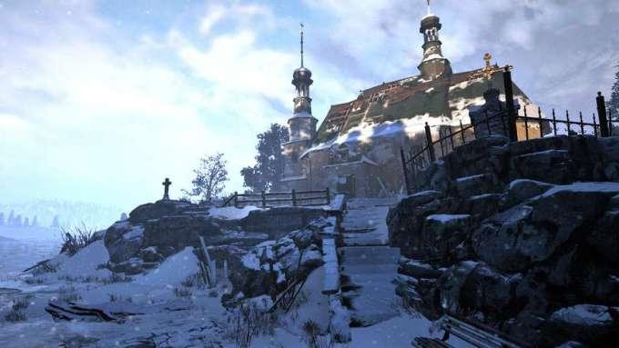 Paradise Lost - annunciato con un cinematic trailer e prime immagini Comunicati Stampa Videogames