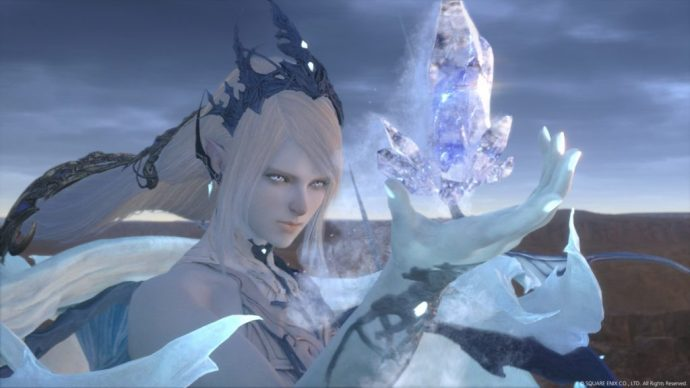 Lo sviluppo base e gli scenari di Final Fantasy XVI sono già pronti News PS5 Videogames