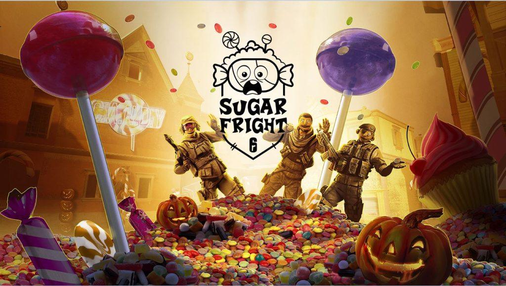 Tom Clancy's Rainbow Six Siege - Evento Halloween Sugar Fright Comunicati Stampa Videogames
