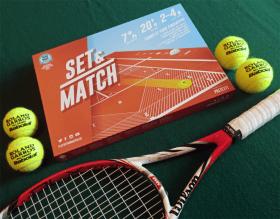 Set and Match palline