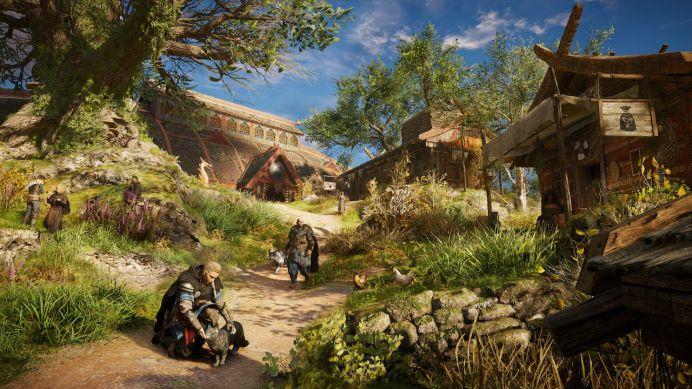 Assassin's Creed Valhalla - Le 12 features che devi conoscere News PC PS4 PS5 Videogames XBOX ONE XBOX SERIES S XBOX SERIES X