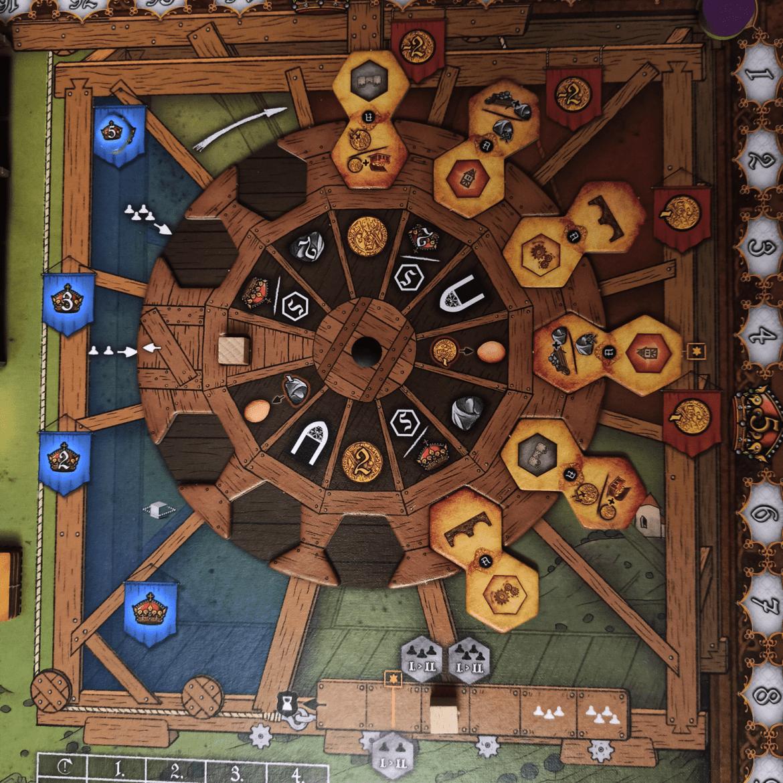 Praga Caput Regni - Recensione del nuovo gioco di Vladimìr Suchy - Delicious Games Giochi da Tavolo Recensioni Tutte le Reviews