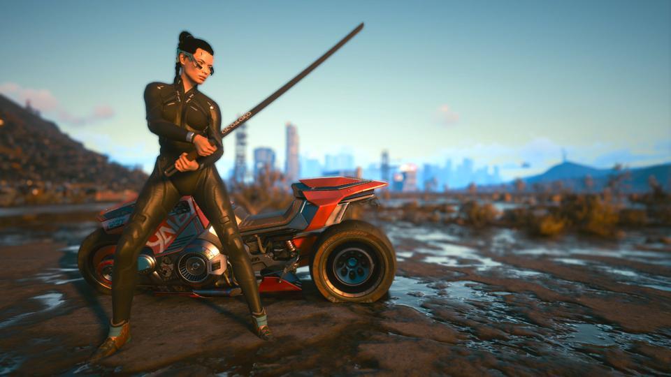 Cyberpunk 2077: come risolvere il problema dell'HDR News PS5 Videogames