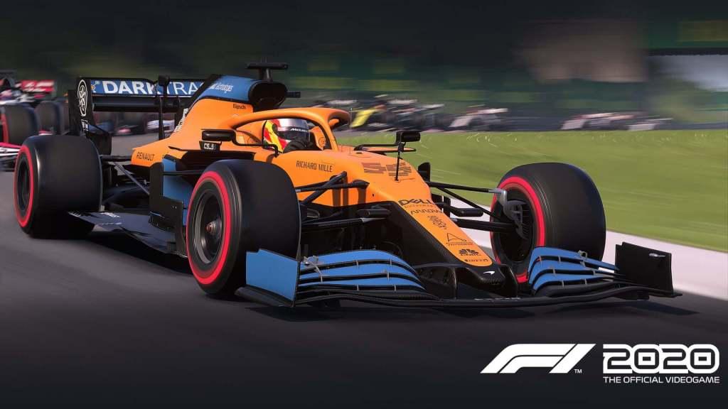 Ricrea la stagione di F2 2020 su F1 2020 Comunicati Stampa Giochi Piattaforme PS4 Videogames XBOX ONE