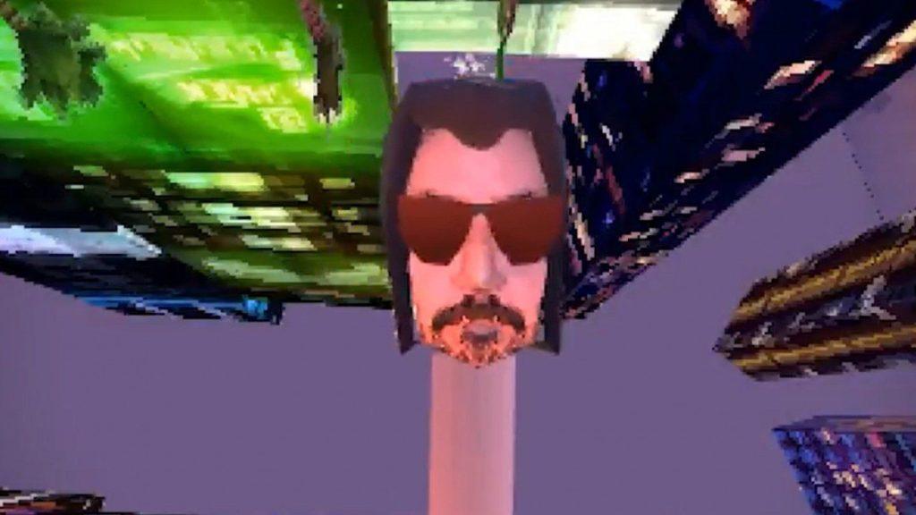 Cyberpunk 2077 reinventato per PS1 in un divertente video creato dai fan News OTHERS Videogames