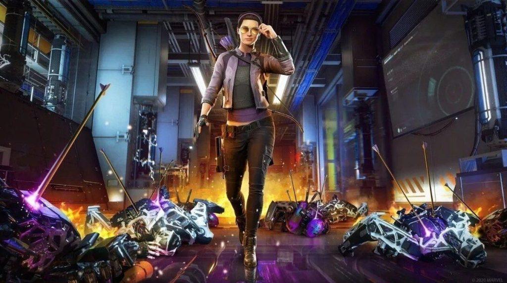 """""""Kate Bishop - AIM allo scoperto"""" di Marvel's Avengers è disponibile gratuitamente per tutti i possessori del gioco Comunicati Stampa Giochi PC PS4 STADIA Videogames XBOX ONE"""
