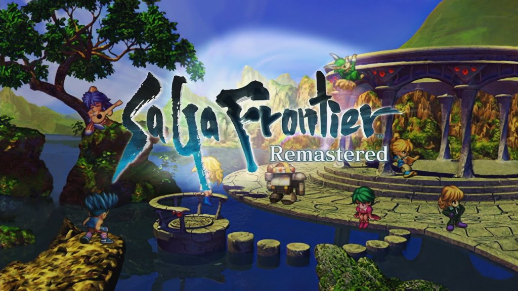 SaGa Frontier Remastered, un remaster digitale in alta definizione del classico del 1998 Comunicati Stampa Giochi OTHERS PC PS4 SWITCH Videogames