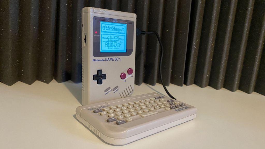 WorkBoy - Scoperto il più incredibile accessorio per Game Boy mai esistito News Retrogames Videogames