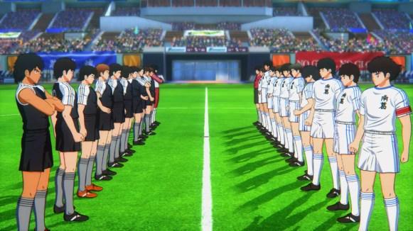 Prova gratuitamente Captain Tsubasa: Rise of New Champions! Comunicati Stampa Videogames