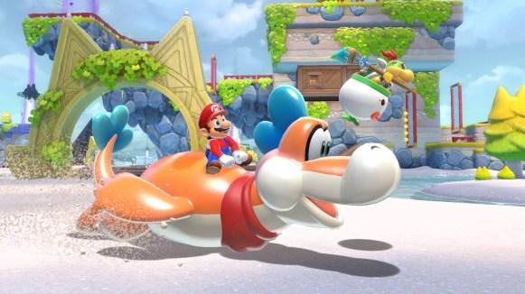Super Mario 3D World + Bowser's Fury e Nintendo Switch Special Mario Edition! Comunicati Stampa SWITCH Videogames