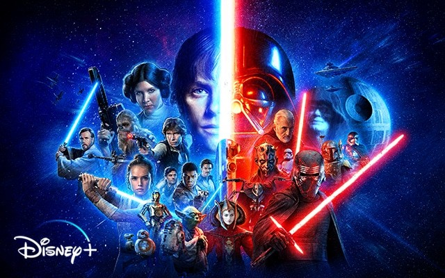 Star Wars - Disneyplus