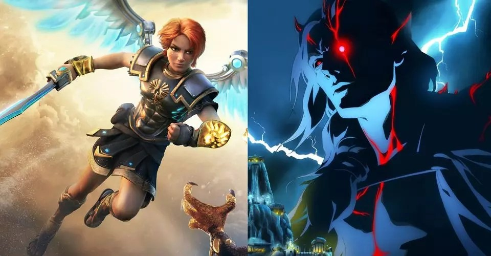 Blood of Zeus di Netflix ed il gioco Immortals Fenyx Rising ottimo successo per il crossover Anime Cinema & TV Comunicati Stampa Comunicati Stampa Giochi PC PS4 Videogames XBOX ONE