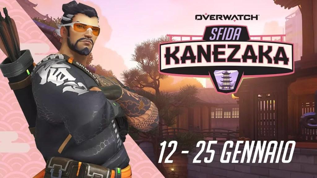 BLIZZARD: Overwatch - Sfida Kanezaka disponibile ora! Comunicati Stampa PC PS4 SWITCH Videogames XBOX ONE