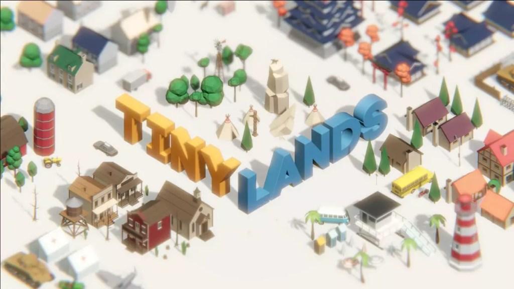 Innalza la tua percezione dello spazio verso nuove vette con Tiny Lands! Comunicati Stampa PC Piattaforme SWITCH Videogames