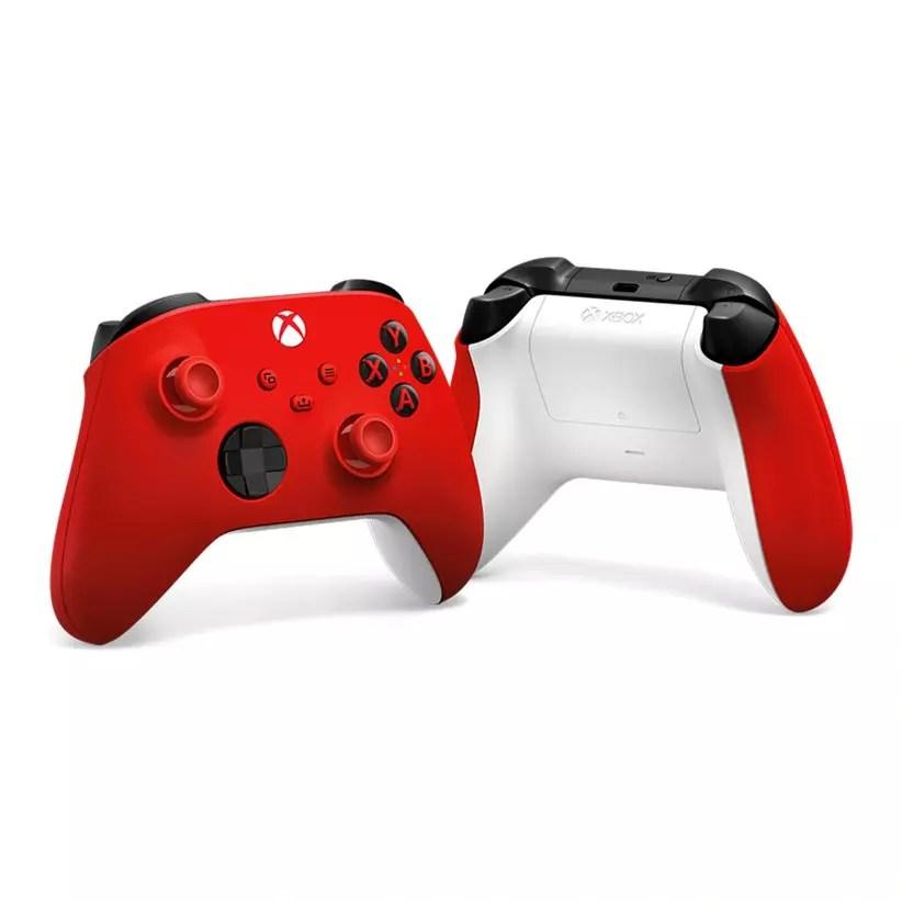 Disponibile da oggi il nuovo Controller wireless per Xbox - Pulse Red, regalo perfetto per San Valentino Comunicati Stampa Hi-Tech Videogames