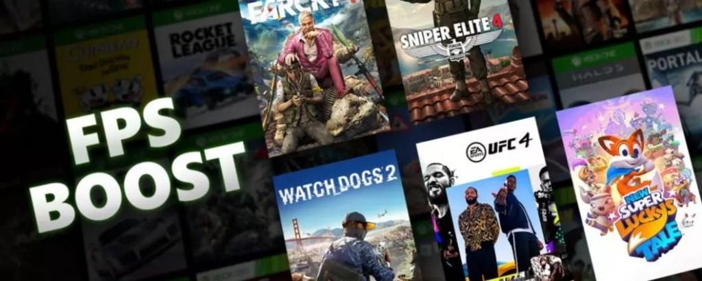 FPS Boost di Xbox Series S/X richiede ad alcuni giochi di ridurre la risoluzione o disabilitare alcuni effetti News Videogames XBOX SERIES S XBOX SERIES X