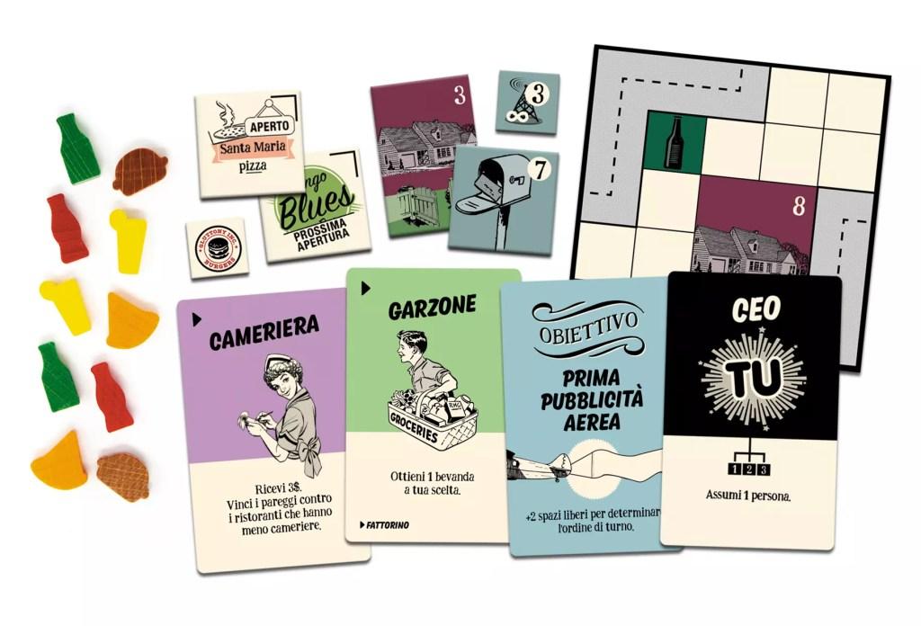 Food Chain Magnate - MS Edizioni lo annuncia in italiano - Pre-Order aperti! Giochi Giochi da Tavolo News