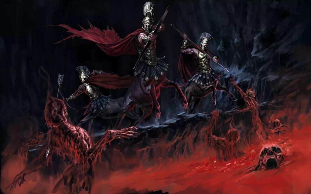 Inferno Dante's guide to Hell - Quando L'Inferno incontra il GDR Anteprime GdR Giochi di Ruolo Tutte le Reviews