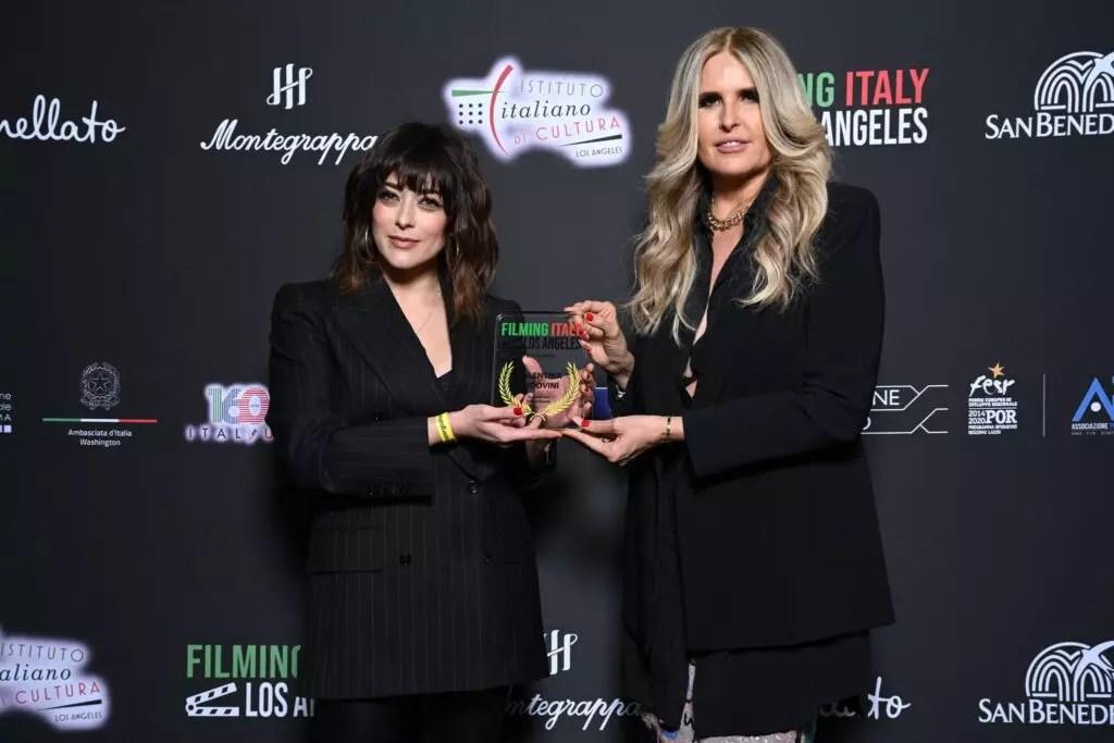 Concluso il FILMING ITALY LOS ANGELES: ecco le foto e i video Cinema Cinema & TV Comunicati Stampa
