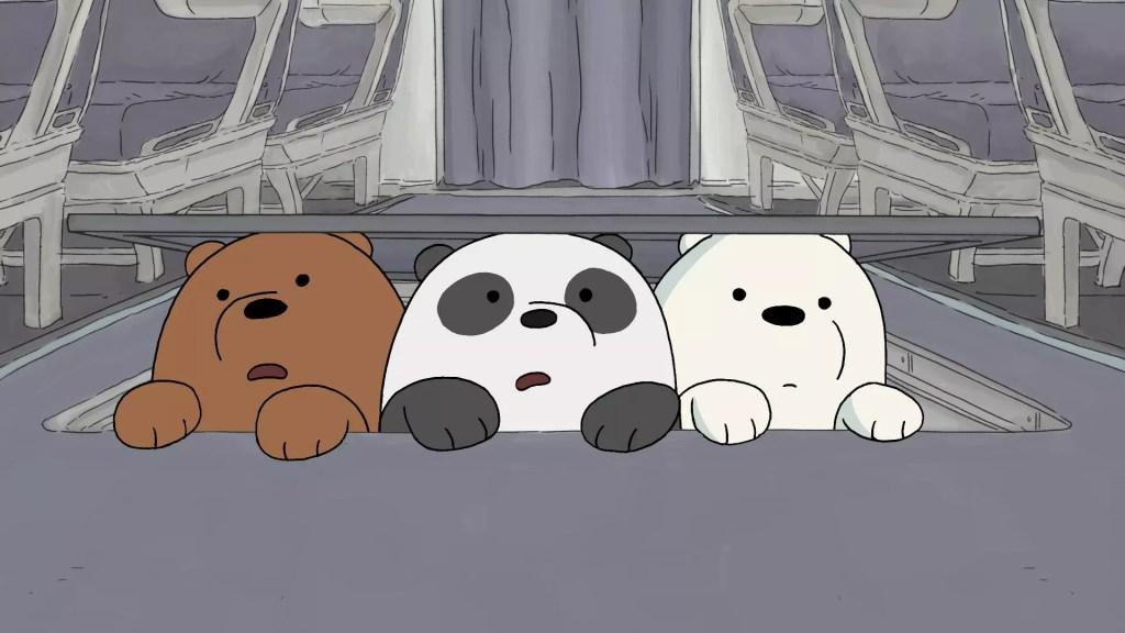 Siamo Solo Orsi Channel - Su Cartoon Network+1 dal 4 al 14 marzo Cartoni Animati Cinema & TV Comunicati Stampa